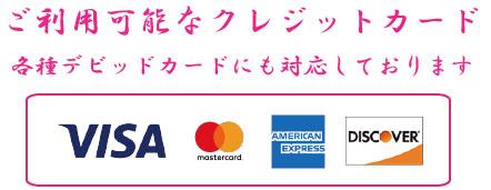 一期一会で利用可能なクレジットカードブランド画像(申込方法ページ用)|大阪で婚活イベント(婚活パーティーや趣味コン)なら一期一会